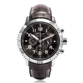 Breguet Watches - Type XXI Transatlantique Fly-Back Chronograph 42.5mm - Steel